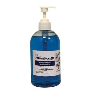 PBH Medical Anti-Bacterial Hand Wash