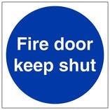 Eco-Friendly Fire Door Signs