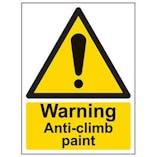 Eco-Friendly Warning Signs