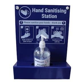 Universal Alcohol Based Sanitising Station