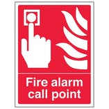 Eco-Friendly Fire Equipment Signs