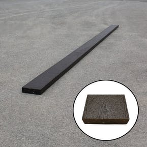 Recycled Plastic Textured Decking