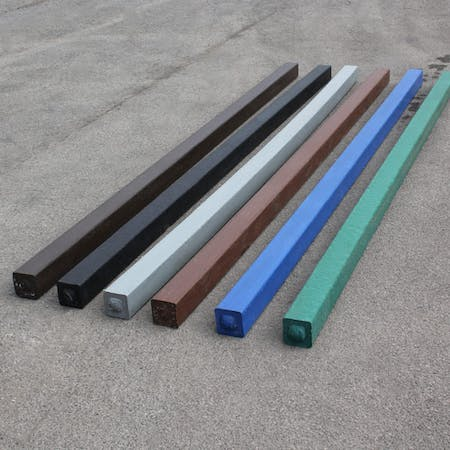 Recycled Plastic Posts