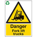 Eco-Friendly Safety Signs