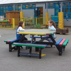 Junior Octagonal Picnic Table