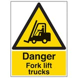 Warning Polycarbonate Signs