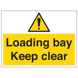 Loading Bay, Keep Clear