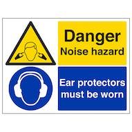 Noise Hazard/Ear Protectors