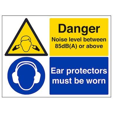 Danger Noise Levels