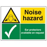 Noise Hazard/Ear Protectors