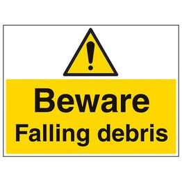 Beware Falling Debris - Large Landscape