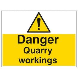 Danger Quarry Workings - Large Landscape
