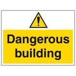 Dangerous Building - Large Landscape