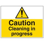 Cleaning Signs