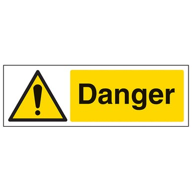 Danger - Landscape