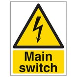 Main Switch - Portrait