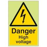 GITD Danger High Voltage