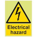 GITD Danger Electrical Hazard