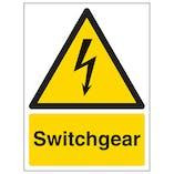Switchgear - Portrait