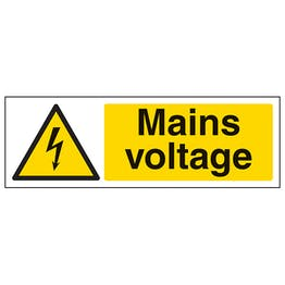 Mains Voltage - Landscape