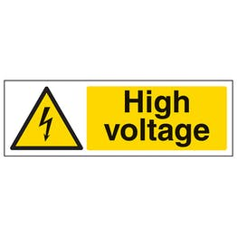 High Voltage - Polycarbonate