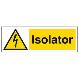 Isolator - Landscape