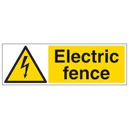 Electric Fence - Landscape