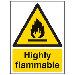 Highly Flammable - Portrait