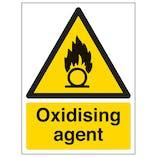 Oxidizing Agent - Portrait