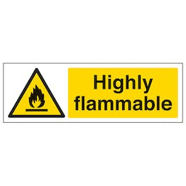 Highly Flammable - Landscape