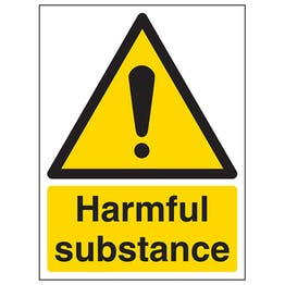 Harmful Substance - Portrait