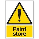 Paint Store - Portrait