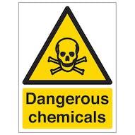 Dangerous Chemicals - Portrait