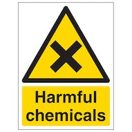 Harmful Chemicals - Portrait