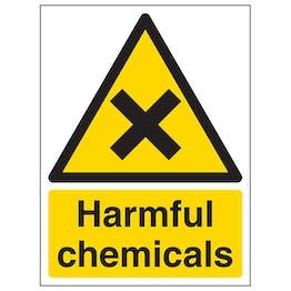 Harmful Chemicals - Portrait