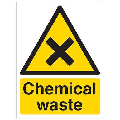 Chemical Waste - Portrait