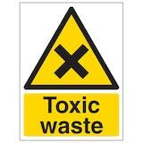 Toxic Waste - Portrait