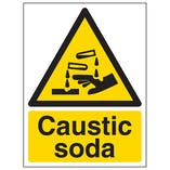 Caustic Soda - Portrait