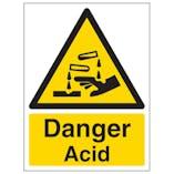 Danger Acid - Portrait