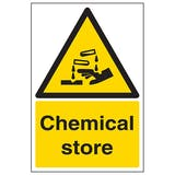 Chemical Store - Portrait