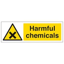 Harmful Chemicals - Landscape