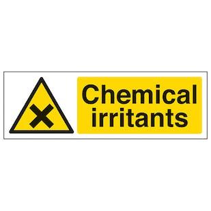 Chemical Irritants - Landscape