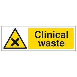 Clinical Waste - Landscape