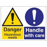 Hazardous/Handle With Care - Large Landscape