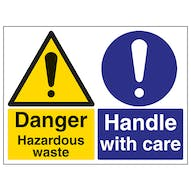 Hazardous/Handle With Care - Large Landscape