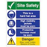 Site Safety Danger