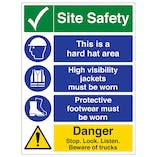 Site Safety Danger