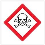 COSHH Hazard Symbols