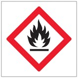 Highly Flammable Symbol