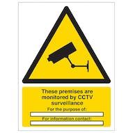 Premises Are Under Surveillance